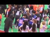 150810 방탄소년단 아이돌 육상 선수권 대회 :: 싱그르 벙그르 슈가!