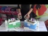 Стартовые наборы для начинающего мастера по наращиванию ногтей и покрытию гель-лаком Glory&Shain