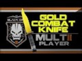 CoD: Black ops 2. Золотой нож.