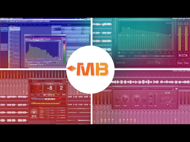 EDM Коммерческое Сведение и Мастеринг