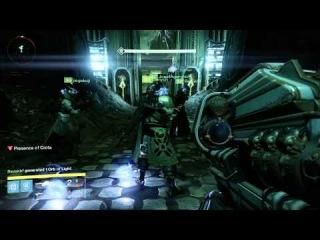 Destiny. The Dark Below. Raid. The End of Crota. Kill Crota. Russian first. Clan DNO