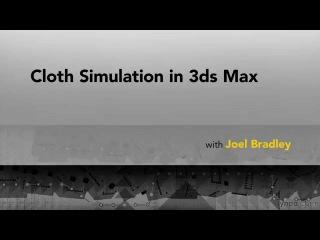 3ds Max cloth tutorial: What's next?   lynda.com