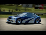 NFS Shift 2 Unleashed [HD] - BMW M3 GTR E46 Most Wanted Edition on Road America