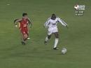 UEFA CL 2000-01 | Galatasaray VS Real Madrid | İlk Yarı | Euro Futbol