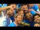 Суперкубок России 2015.Полная версия церемонии награждения ФК «Зенит»
