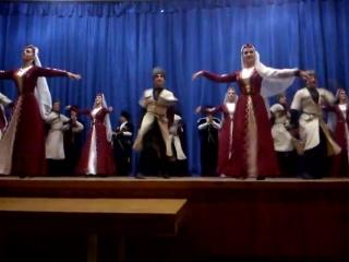 Абхазский народный ансамбль песни и танца( Сухум)