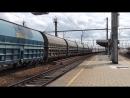 NMBS 7722 komt met een zinkertstrein door station Antwerpen Berchem