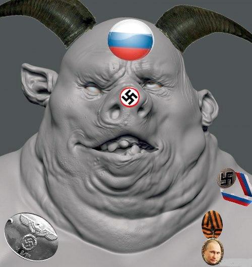 """Очередной """"путинский гумконвой"""" вторгся на территорию Украины - Цензор.НЕТ 1108"""