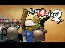 Remastered Lego Prehistory Left 4 Dead 2 часть 1