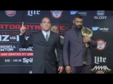 Bellator: Dynamite Media Day Staredowns