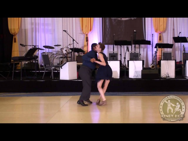 ILHC 2014 - Pro Classic - Mikey Pedroza Pamela Gaizutyte