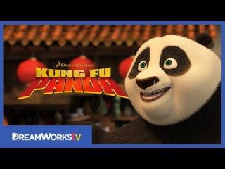 Po's Toy Story   NEW KUNG FU PANDA