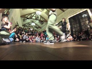 СТИЧ vs ВЛАД | 1/8 FINAL | TS KIDS BATTLE | МОСКВА | 2015
