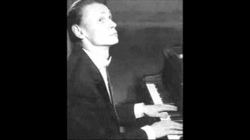 IGOR ZHUKOV plays BACH Passacaglia Fugue BWV 582 Piano Transcription 1966
