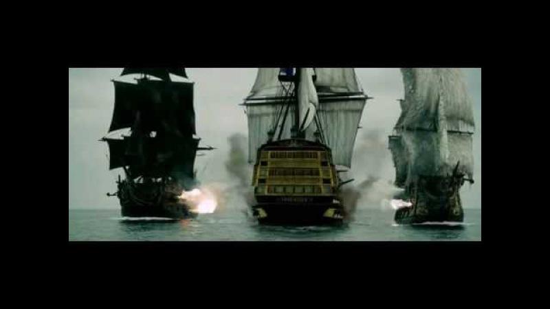 Высоцкий и Пираты Карибского моря. Корсар Барбосса.