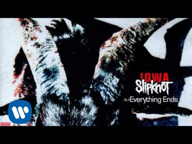 Slipknot - Everything Ends (Audio)