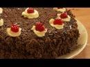 Торт Пьяная вишня How to make Drunk cherry cake ♡ English subtitles