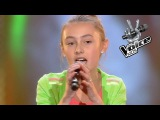 Britney - Zombie (The Voice Kids 2015 The Blind Auditions)