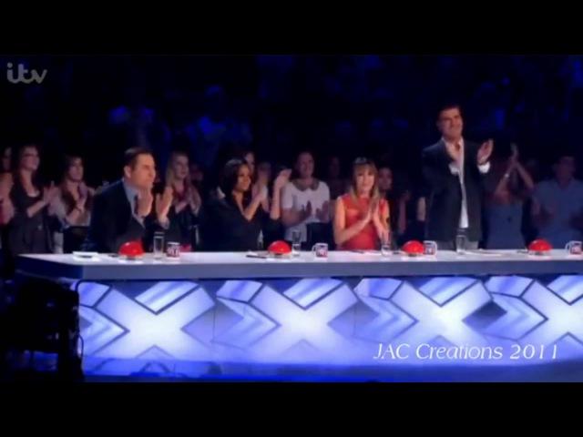 Asanda Jezile | Britain's Got Talent| 2013 | Final-Audition | Beyonce - Rihanna