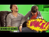 IAN BREAKS ANTHONY'S BALLS (BTS)