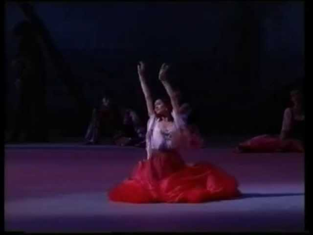 Irina Zibrova - Gipsy Dance from Don Quixote