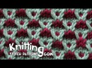 Slip-stitch Crosses Stitch