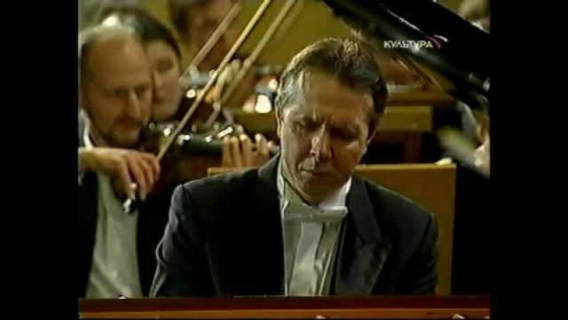 Pletnev Chopin concerto No2 2nd mov, RNO 2004