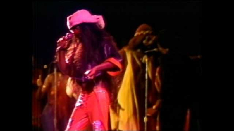 Parliament Funkadelic Give Up The Funk Mothership Connection Houston 1976