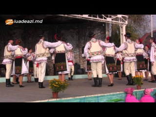 Ansamblul Izvoraşul Cahul - Hora satului. Hramul oraşului Cahul, 21.11.2013