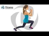 Приседания для лучших ягодиц + жиросжигающее кардио - 10-минутная тренировка нижней части тела. Squats For A Better Booty + Fat Burning Cardio - 10 Minute Lower Body Workout