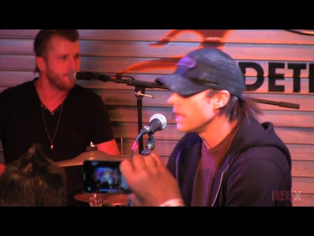 89X Live X: Three Days Grace - Painkiller (acoustic)