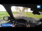 2015 Range Rover 5.0 V8 Supercharged TUNED 535 HP FAST! Onboard / POV | vk.com/kmh300