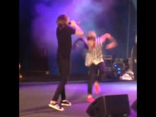 уроки танцев от Владислава Рамма и Никиты Киоссе