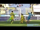 Премьер-лига 2014-2015 Зенит - Ростов (3-0) обзор матча