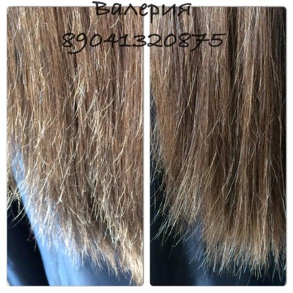 Полировка волос позволяет