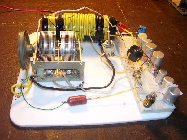Эфиродинамический генератор