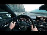 DT Test Drive — Audi RS7 stock vs tuned