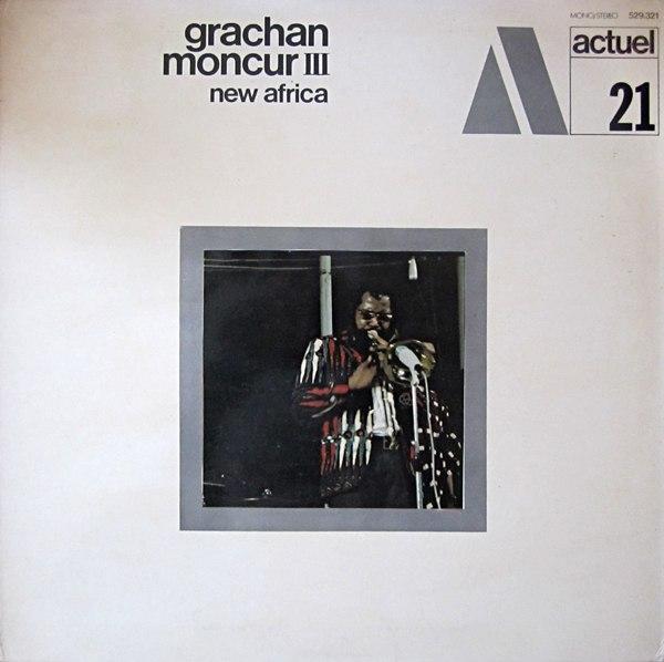 grachan moncur III - new africa actuel 21