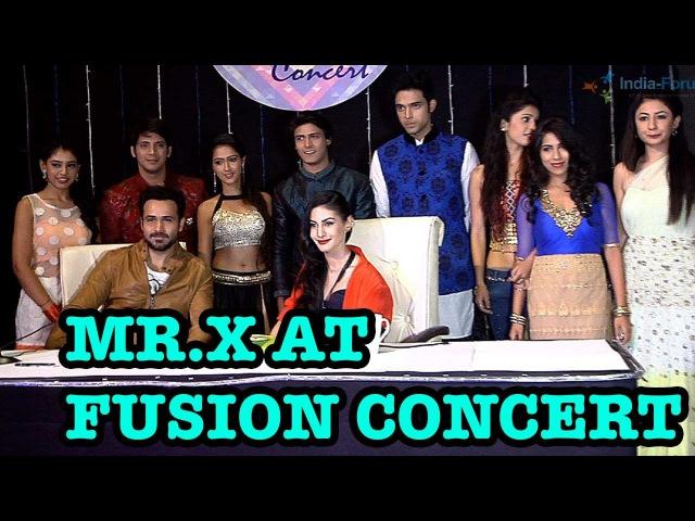 Mr.X at the Fusion Concert on Kaisi Yeh Yaariyan