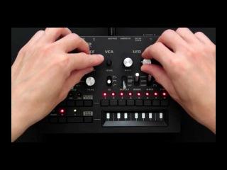 Korg Monotribe live Jam - Session 1 by Kid Schurke