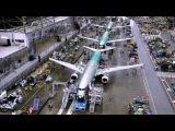 Сборка Boeing 737-800 NG - UTair