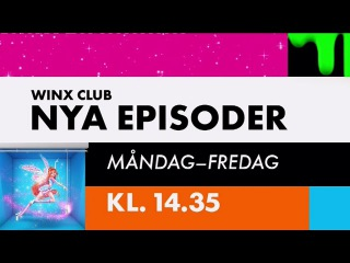 Winx Club - Season 7 - Promo [Nickelodeon Sweden]