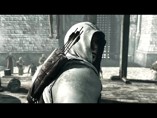 Trailer Assassin's Creed I - Altaïr Preview [Full HD - 1080p]