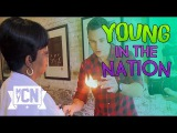 Justin Flom gets magical at Cafe Du Monde  Young in the Nation  My Country Nation