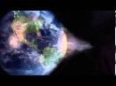Black hole - Черная дыра поглащает Землю