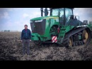 Отзыв клиента ООО Юпитер 9 о гусеничном тракторе John Deere серии 9RT