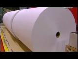 Как делают бумагу для принтера ?