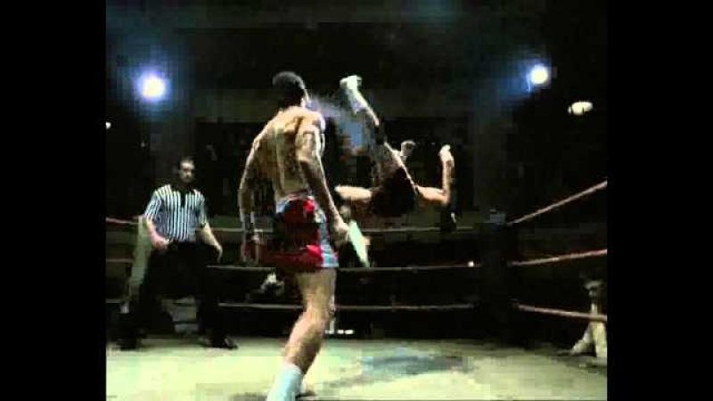 кик бокс против тайского
