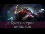 Буст на Урсе от Mr. Cheshire Cat