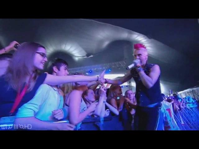30 Seconds To Mars - The Kill [BBC Radio 1's Big Weekend 2010]